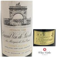 Chateau Leoville Las Cases【1996年】